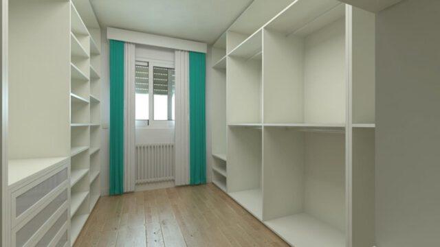 Demontaż szafy